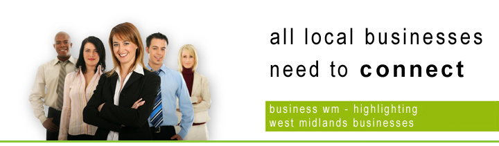 Connect to Businesses in the West Midlands