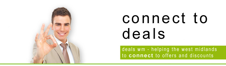 Connect to Business Deals in the West Midlands