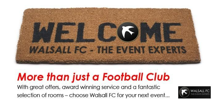 Walsall Football Club - The Events Experts