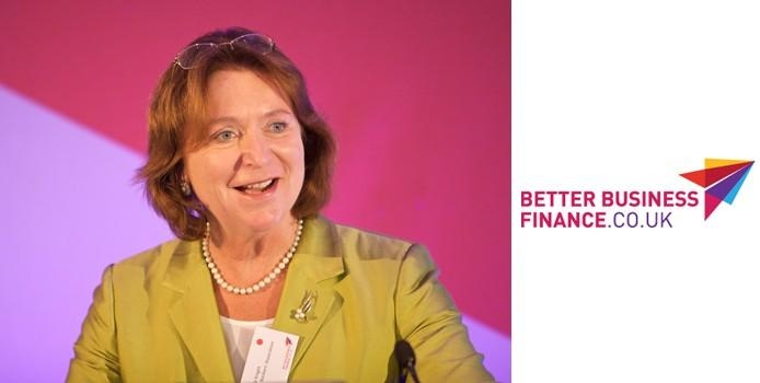 Angela Knight who is the Chief Executive of the British Bankers Association