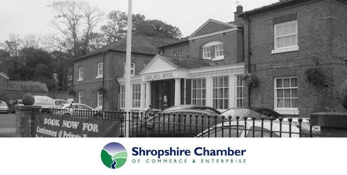 Shrewsbury Business Expo was held at The Lord Hill Hotel 13th October 2011
