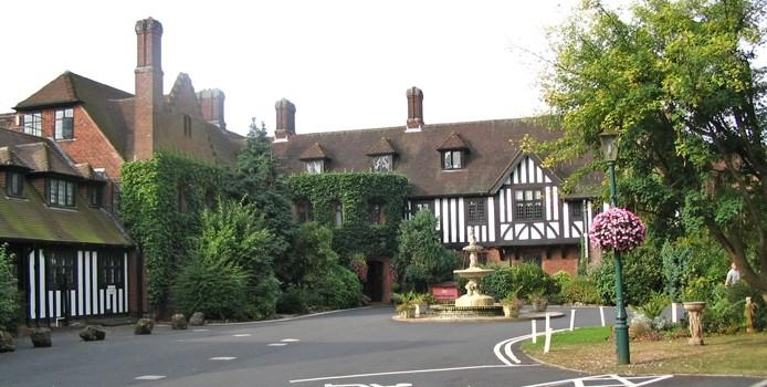 Heard of the Stone Manor Hotel - but do you know where it is