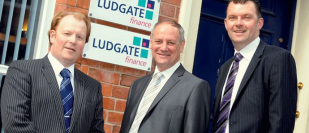 Management buyout at Ludgate Finance