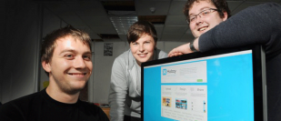 Hobzy based at Birmingham Science Park secures £100,000 investment to promote online hobby platform.