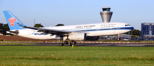 First Direct China Charter Flight Lands at Birmingham Airport