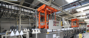 Riley helps Canadian manufacturer with its expansion into product finishing.