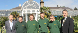 Budding Gardeners Gain Inisght into Horticulture Courses & Careers