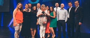 NEC does the Double at Prestigious Industry Awards