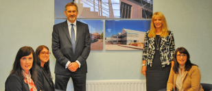 Leading Midlands insurance broker opens Dudley office
