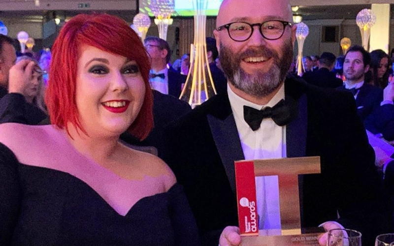 West Midlands insurance provider takes home prestigious industry award