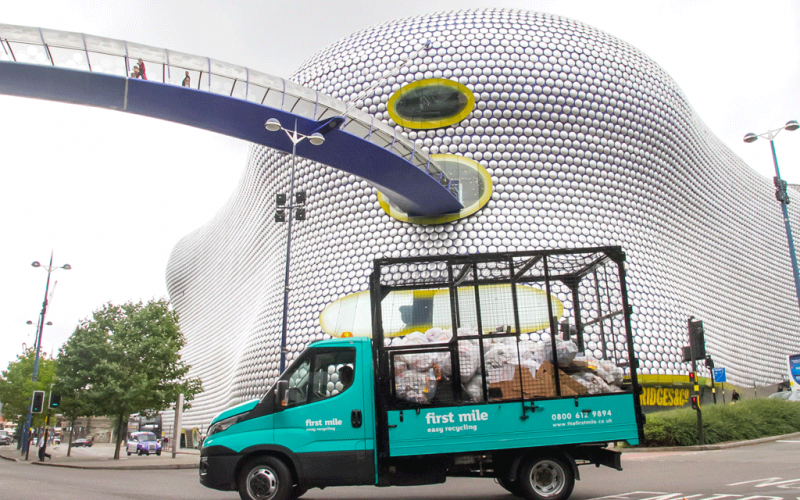 First Mile recognised at the Greater Birmingham Chambers of Commerce 2020