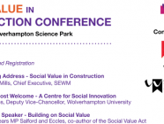 Construction Industry meet The Priory Rooms