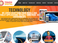 Touch Digital brings Augmented Reality to local West Midlands businesses