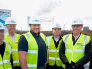 Morgan Sindall Construction & Infrastructure tops out at £25 million Vita Student Scheme