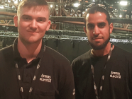NEC Group Arenas are first in country to provide arena apprenticeship scheme