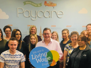 Paycare Celebrates Commitment to 'Real' Living Wage