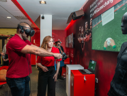 Local Businesses to Experience Latest 5G Technology at the new Ricoh Arena Vodafone Business Lounge