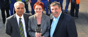 Professional Polishing Services Ltd gets Manufacturing Excellence Award